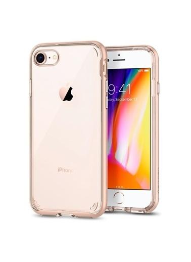 Spigen iPhone SE (2020) 8/7 Uyumlu Kılıf, Neo Hybrid Crystal Altın